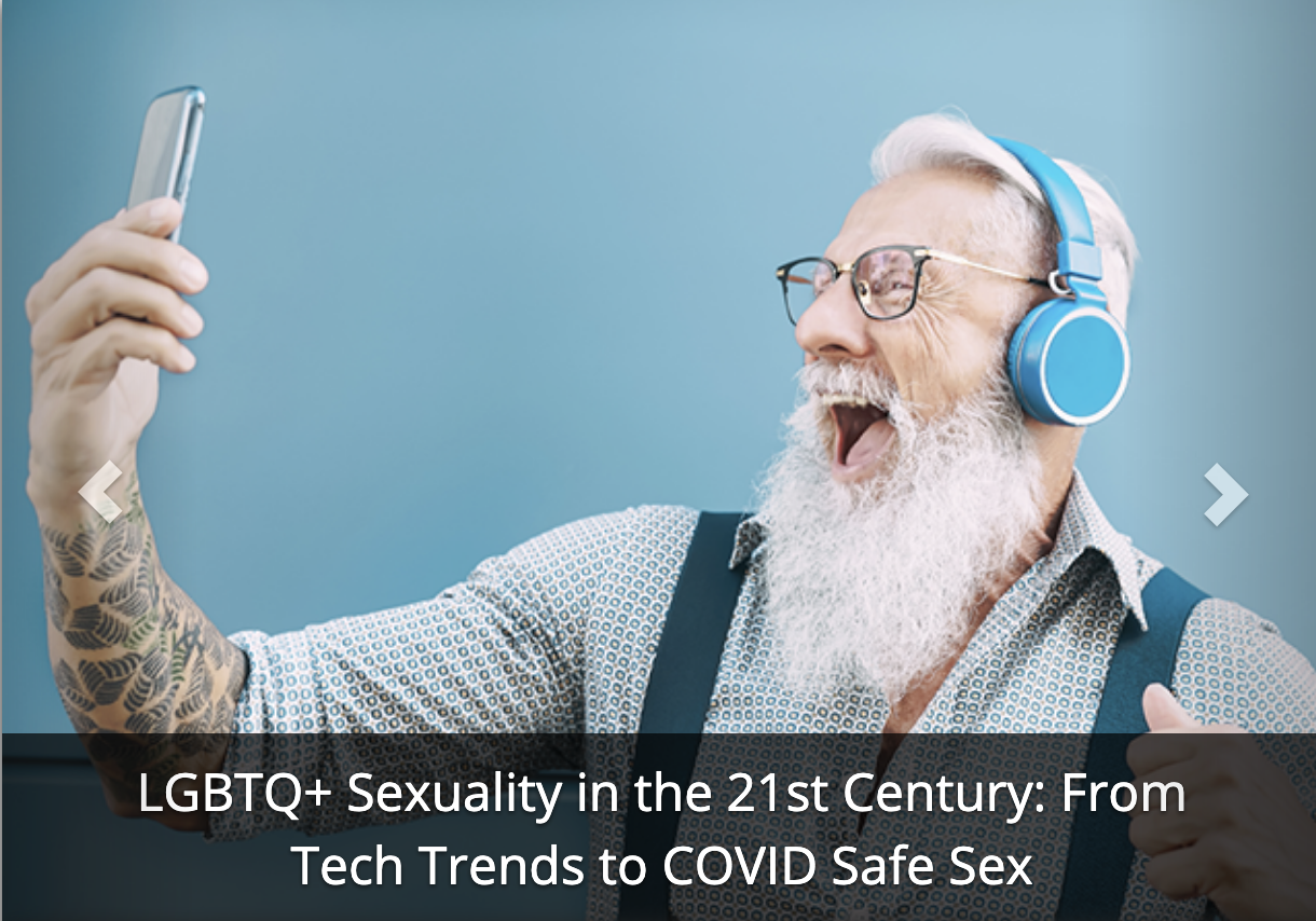 LGBTQ+ Sexuality in the 21st Century