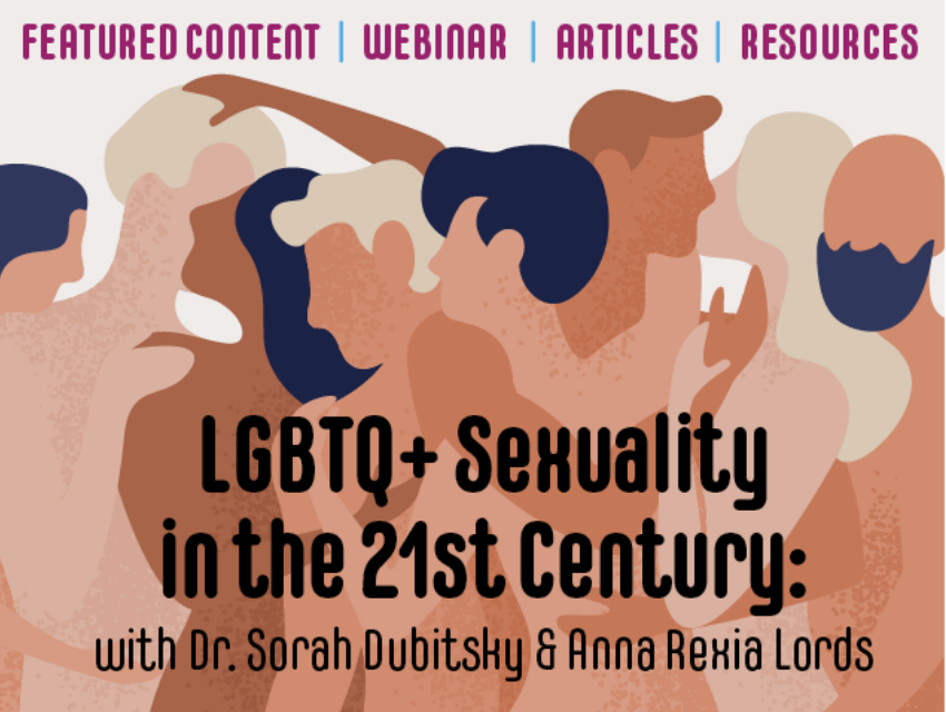 LGBTQ+ Sexuality in the 21st Centrury
